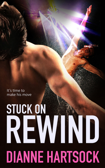 Stuck on Rewind - cover