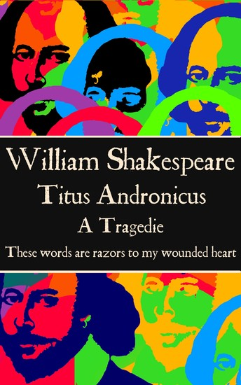 """Titus Andronicus - """"These words are razors to my wounded heart"""" - cover"""