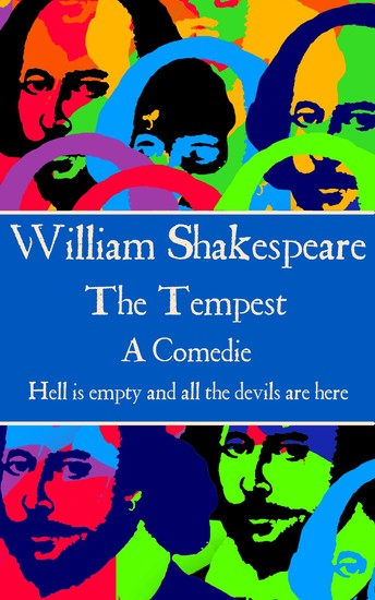 """The Tempest - """"Hell is empty and all the devils are here"""" - cover"""