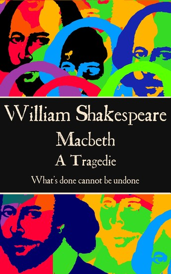 """Macbeth - """"What's done cannot be undone"""" - cover"""