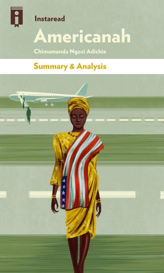 Americanah - by Chimamanda Ngozi Adichie | Summary & Analysis - cover