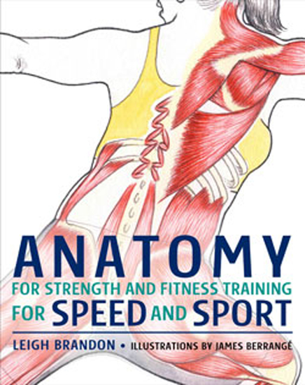 Anatomy for Strength and Fitness Training for Speed and Sport - cover