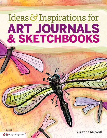 Ideas & Inspirations for Art Journals & Sketchbooks - cover