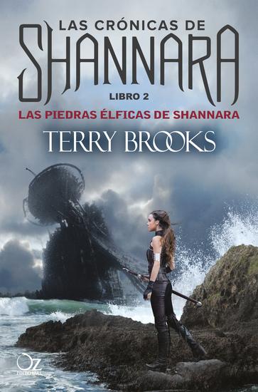 Las piedras élficas de Shannara - Las crónicas de Shannara - Libro 2 - cover
