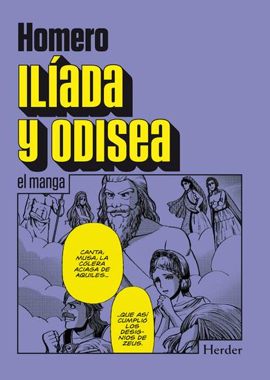 Ilíada y Odisea - cover