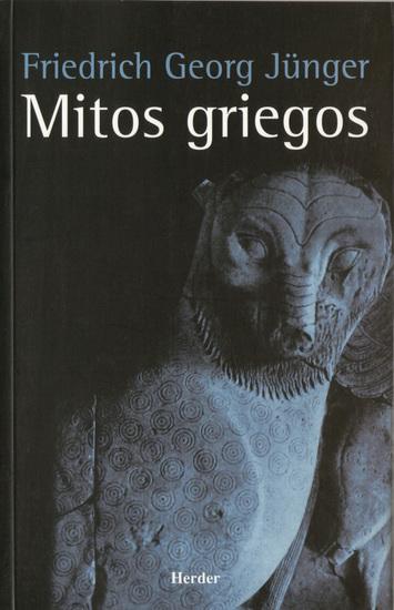 Los mitos griegos - cover