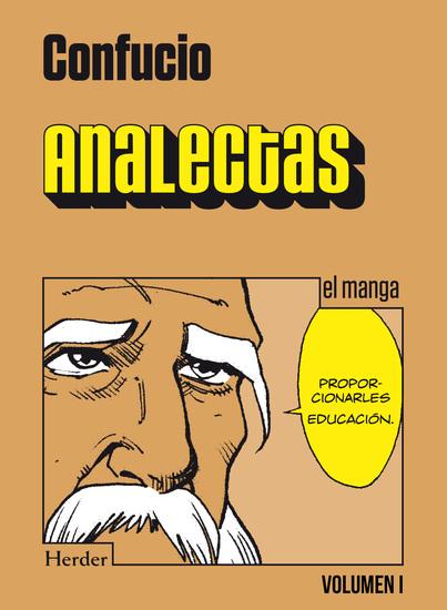 Analectas Vol I - el manga - cover