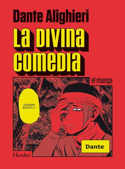 La divina comedia - el manga - cover