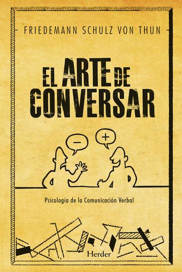 El arte de conversar - Psicología de la comunicación verbal - cover