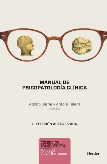 Manual de psicopatología clínica 2ª ed - cover