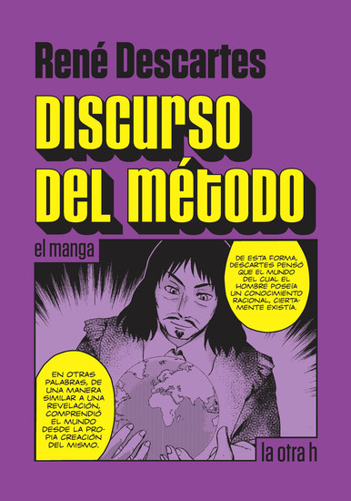 Discurso del método - el manga - cover