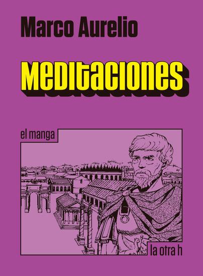 Meditaciones - el manga - cover