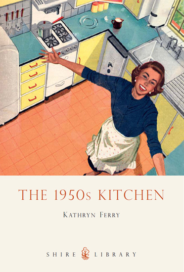 The 1950s Kitchen - cover