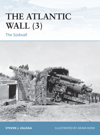 The Atlantic Wall (3) - The Sudwall - cover