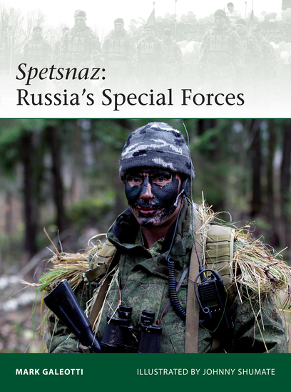 Spetsnaz - Russia's Special Forces - cover