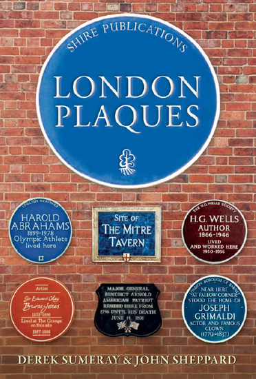 London Plaques - cover