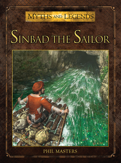 Sinbad the Sailor - cover