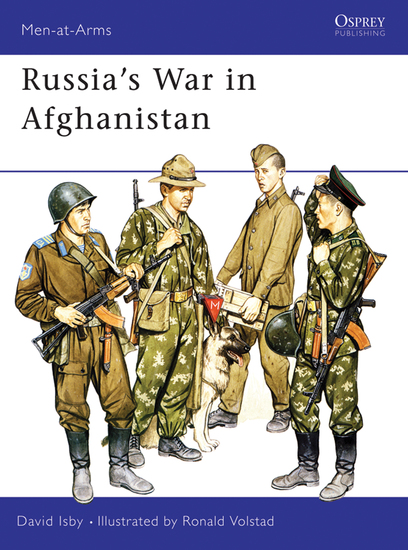 Russia's War in Afghanistan - cover