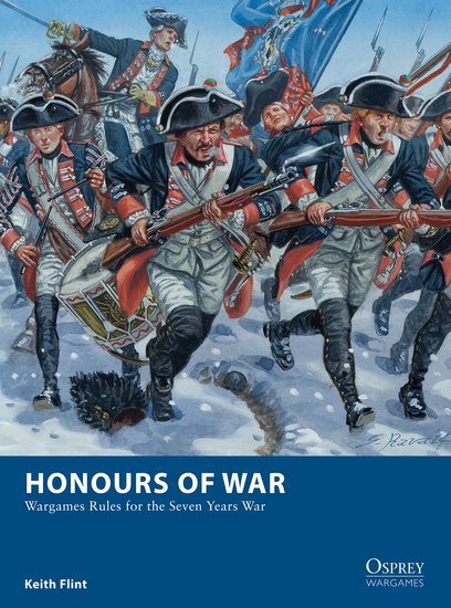 Honours of War - Wargames Rules for the Seven Years' War - cover