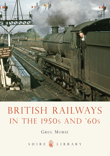 British Railways in the 1950s and '60s - cover