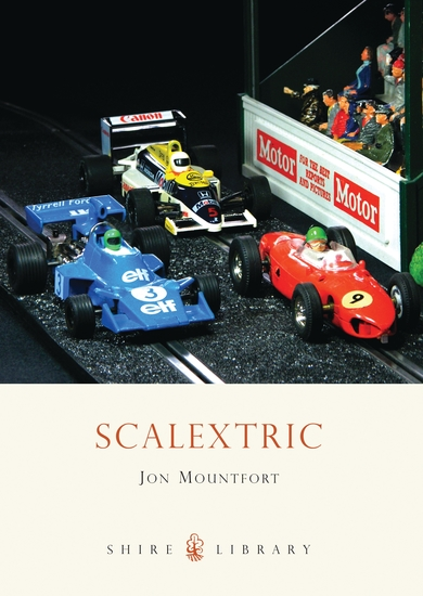 Scalextric - cover