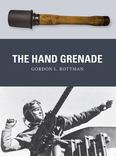 The Hand Grenade - cover