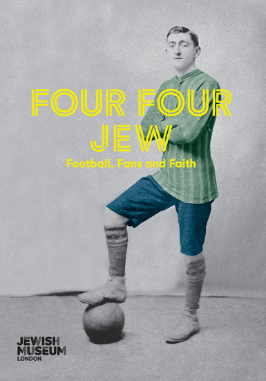 Four Four Jew - Football Fans and Faith - cover