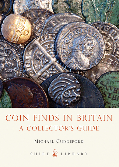 Coin Finds in Britain - A Collector's Guide - cover