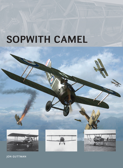 Sopwith Camel - cover