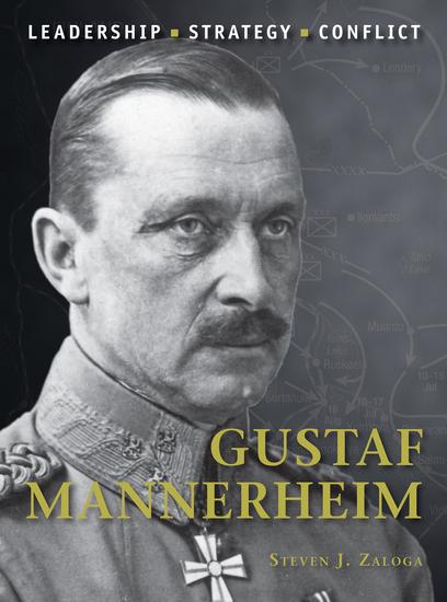 Gustaf Mannerheim - cover