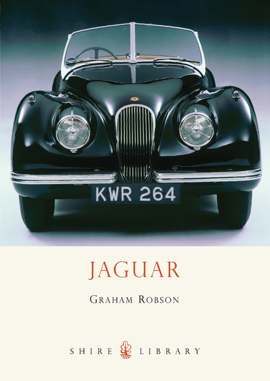 Jaguar - cover