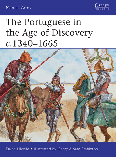 The Portuguese in the Age of Discovery c1340–1665 - cover