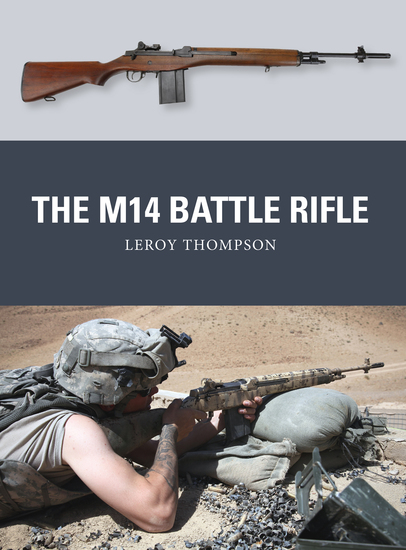 The M14 Battle Rifle - cover