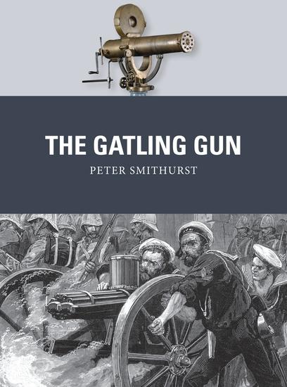 The Gatling Gun - cover