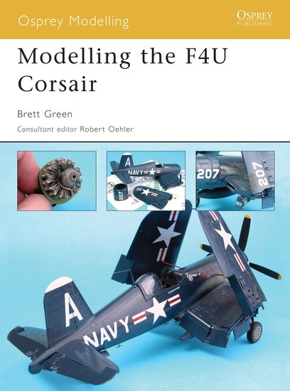 Modelling the F4U Corsair - cover