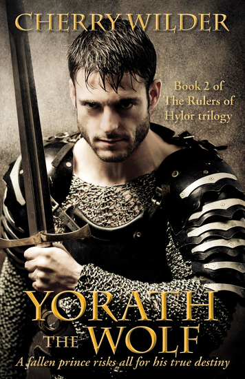Yorath the Wolf - cover
