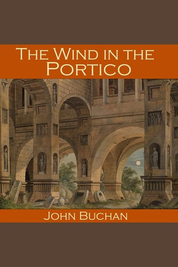 The Wind in the Portico - cover