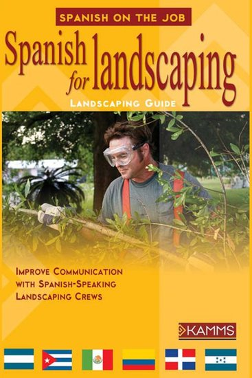 Spanish for Landscaping - Gain the Language Edge - cover