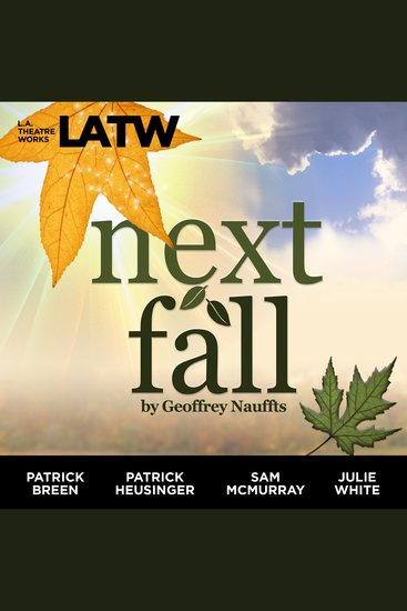 Next Fall - cover