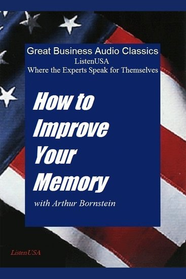 How to Improve Your Memory - cover