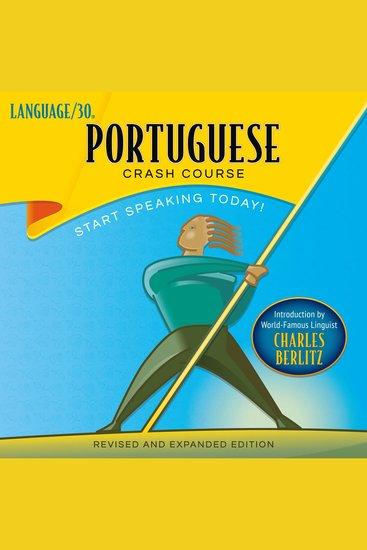Portuguese Crash Course - cover