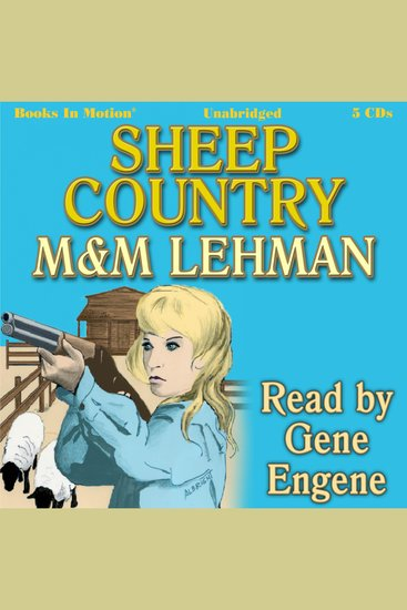 Sheep Country - cover