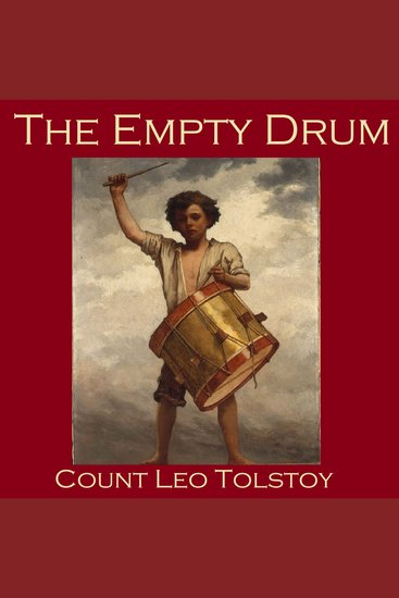 The Empty Drum - cover