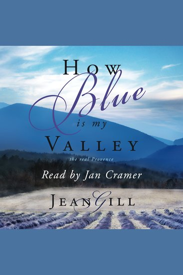 How Blue is My Valley - cover