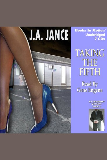 Taking the Fifth - JP Beaumont Book 4 - cover