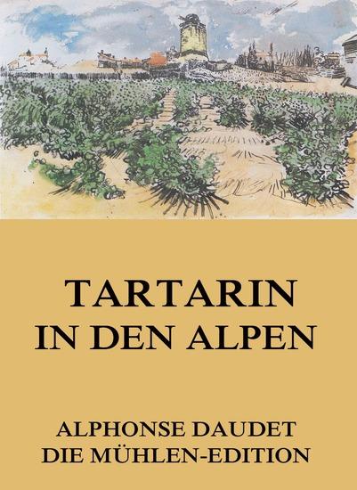 Tartarin in den Alpen - Erweiterte Ausgabe - cover