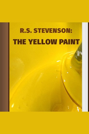 The Yellow Paint - cover