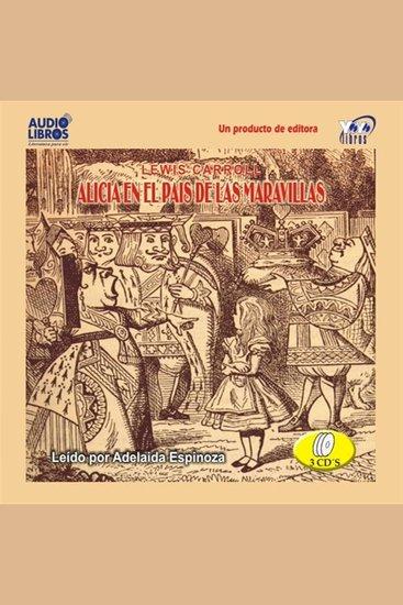 Alicia En El País De Las Maravillas - cover