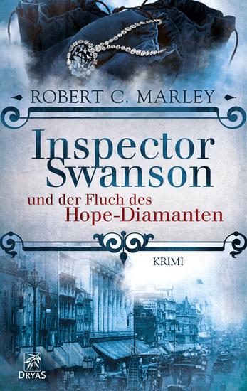 Inspector Swanson und der Fluch des Hope-Diamanten - Ein viktorianischer Krimi - cover