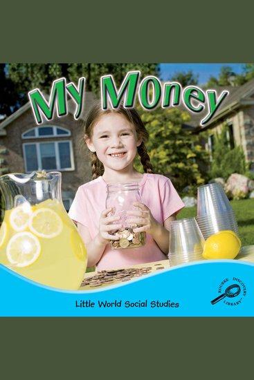 My Money - cover